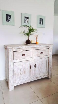 Mueble de apoyo estilo campo – Antigua Madera