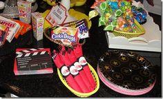 38 Popcorn Movie Night Party Balloon Jumbo Large Supershape XL Decoration Birthday Junk Food Kids Teen Movie Night Huge Foil