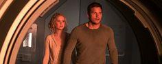 'Passengers': Chris Pratt y Jennifer Lawrence prefieren que la película no tenga secuela  Noticias de interés sobre cine y series. Noticias estrenos adelantos de peliculas y series