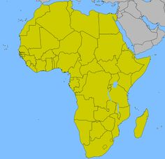 Southern Africa Countries Map Quiz Game Countries Africa