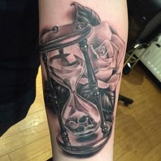 hourglass shaped tattoo - Google Search
