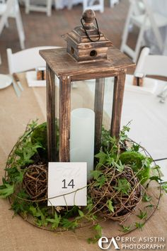 jungle lantern -paper centerpiece - Google Search