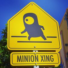 Watch out for minions!