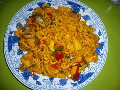 En la cocina con Ana : Dieta PP : Plan Express ..Fideüa