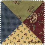 Free Quilt Patterns - Fat Quarter Shop - Charm Squares Tabletopper Quilt | Fat Quarter Shop