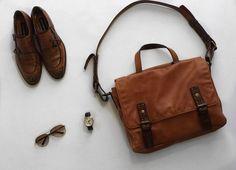 Brown Luxury Mens Accessories