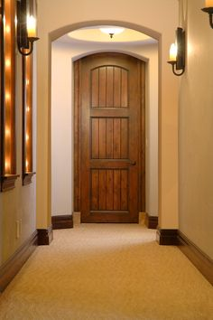 Apex Interior Door Top Rail Arch 2 Panel Plank C2