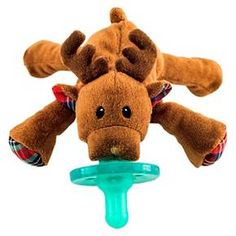 WubbaNub Stuffed Animal - Reindeer : Target