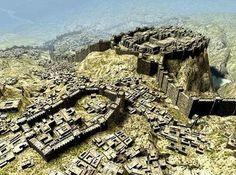 Hattusa-Hittite capital-Çorum-Turkiye