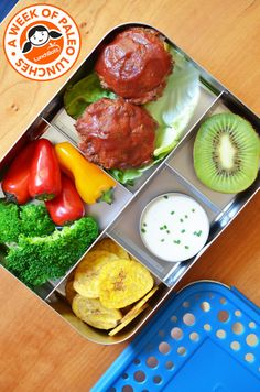 Paleo Lunchboxes 2015 (Part 2)   Paleo Ranch Dressing Recipe