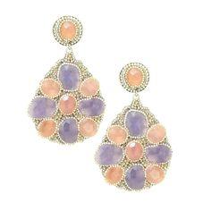 Swarovski Teardrop Earrings – Andreia Fuzon Jewelry