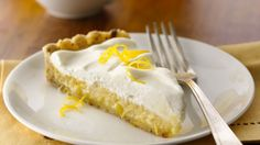 This cool and tangy lemon tart gets its creamy texture from mascarpone cheese—perfect for spring and summer parties!