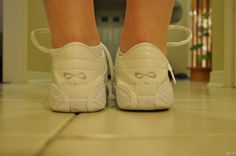 nfinity my dream cheer shoes! Cute Shoes, Me Too Shoes, Nfinity Cheer Shoes, Way Of Life, Cheerleading, My Love, Sneakers, Infinity, Reading