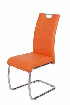 Schwingstuhl 4er Set FLORA S von Hela Orange Jetzt bestellen unter: https://moebel.ladendirekt.de/kueche-und-esszimmer/stuehle-und-hocker/freischwinger/?uid=39a83580-c7cc-54d3-920b-df6074c42a16&utm_source=pinterest&utm_medium=pin&utm_campaign=boards #freischwinger #stühle #kueche #bänke #esszimmer #hocker #stuehle Bild Quelle: www.wohnorama.de