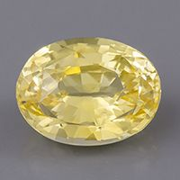 Top quality Untreated Unheated Yellow Sapphire for Vedic Astrology (Jyotish) and Ayurveda