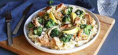 Kjøp Kremet kyllingpasta med brokkoli og resten av ukeshandelen med ett klikk! Fyldig, kremet og en rett hele familien vil elske. God middag!