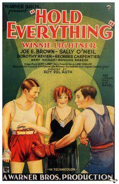 Joe E. Brown & Sally O'Neil - Hold Everything....1924