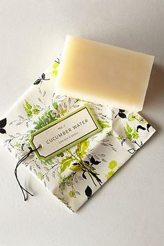 Spring's Eden Soap Bar - anthropologie.com #anthrofave