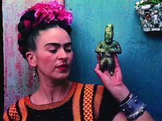 Oficinas infanto juvenil ensina técnicas de pinturas de Frida Kahlo