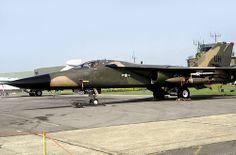 F-111: USAF F-111E 68-020 RAF Upper Heyford