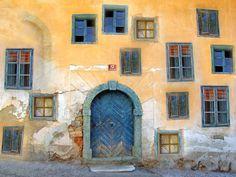 Image detail for -Doors & Windows Around The World | Doors | Doors Replacement | Door ...  WOW somebody got window happy lol