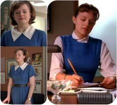 A Stitching Odyssey: Mad Men style files – Peggy Olson Mad Men Peggy, Peggy Olson, Shirley Jackson, Betty Draper, Men Tv, Elisabeth Moss, Mad World, Mad Men Fashion, Invisible Man