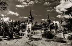 Peles Castle by George Oancea on 500px