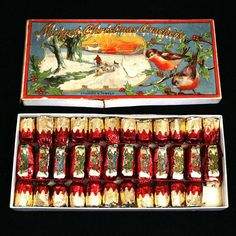 vintage christmas crackers - Yahoo Search Results