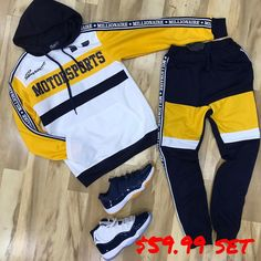 Choose a Jersey ! has all the Dopest Clothing Brands Available o. Dope Outfits For Guys, Swag Outfits Men, Tomboy Outfits, Trendy Outfits, Big Men Fashion, Tomboy Fashion, Kids Fashion, Fashion Outfits, Fashion Clothes