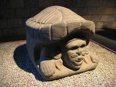 aztec - Macuilxochitl  Museo Nacional de Antropología, Mexico City.
