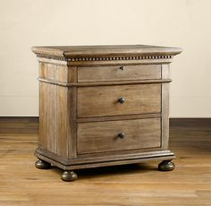 Guest 24wx20dx30H  St. James Closed Nightstand