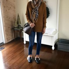 """25 Likes, 4 Comments - Cynthia Ann (@travelwithcynthia) on Instagram: """"You neeeeeed these mules from target!! So comfy and hard not to put on every day!!! These jeans…"""""""