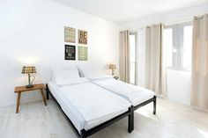 Beautiful rooms with private Balcony and private WC & Shower