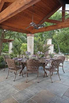 This Large Outdoor Table Is Perfect For Outdoor Entertaining And Dining.