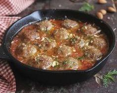 Boulettes de viande à la marocaine