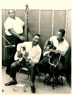Willie Dixon, Muddy Waters & Buddy Guy