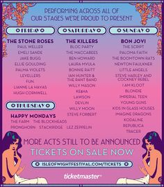 Isle of Wight Festival, 13. - 16.06.2013, Newport, Isle of Wight, England - Audiotrip.me