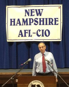 The NH AFL-CIO Hosts Annual Labor Day Breakfast (Video's of speeches) - NH Labor News