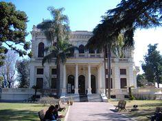 Villa Hortensia familia Puccio  (1876)  Rosario,  Provincia de Santa Fe. -