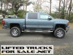 2014 Chevy Silverado 1500 Southern Comfort Apex Series Lifted Truck