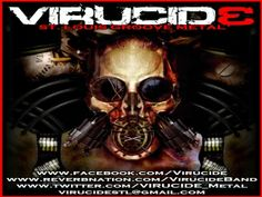 This one was painful due to the lack of information however, I hope that in the end you find this a decent article on Virucide! Thank you for reading. Metal Bands, Deadpool, Superhero, St Louis, Rock, Reading, Awesome, Metal Music Bands, Skirt
