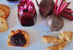 IL LABORATORIO DI MARINA: ΜΑΡΜΕΛΑΔΑ ΠΑΝΤΖΑΡΙ ΜΕ ΦΡΕΣΚΟ ΤΖΙΝΤΖΕΡ // CONFETTURA DI BARBABIETOLE E ZENZERO Eggplant, Sweets, Vegetables, Eat, Food, Lab, Goodies, Veggies, Eggplants