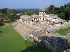 Wanderplaces: Palenque, Chiapas/ Mexico