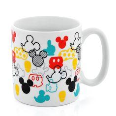 Caneca Mickey Icons quem quiser me dar de presente, eu aceito!!!!! 💗💗💗💗
