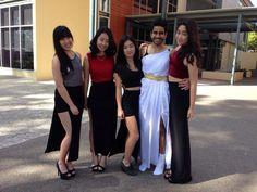 Bond Girls 23/6/14