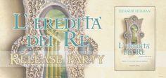 Le Lettrici Impertinenti: [Release Party] L'EREDITÀ DEI RE - Eleanor Herman