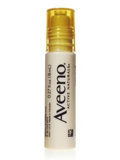 Aveeno Smart Essentials Anti-Fatigue Eye Treatment: great for fighting puffy eyes