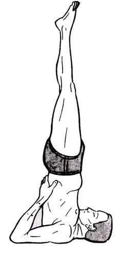Nooit verwacht dat yoga dit voor je schildklier kon betekenen