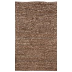 Shaw Living Shaggedy Shag 7 Ft 6 In X 10 Ft Rectangular Brown Solid Area Rug Lowes Living