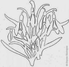 Kreatív gyűjteményem: Tavaszi filigránok 1.